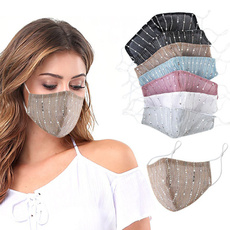 Fashion Accessory, Fashion, sequinmask, bling bling