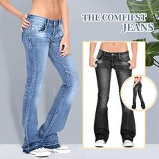 womens jeans, Plus Size, high waist, pants