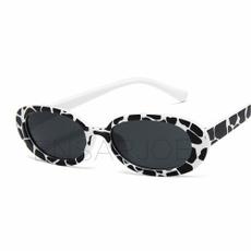 retro sunglasses, populareyeglasse, cow, personalityeyeglasse
