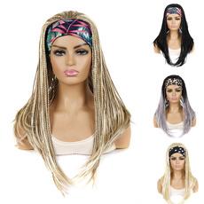 wig, Box, braidingwig, braidinghair