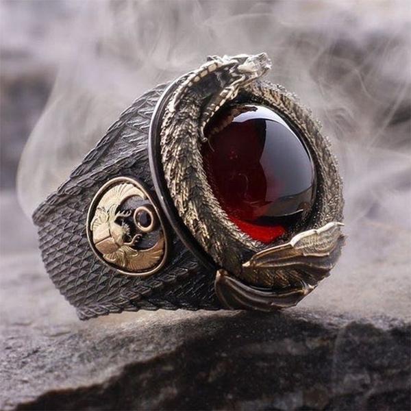 blackgoldring, Fashion, dragonring, gold