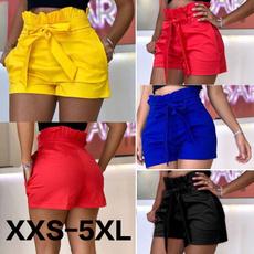 Summer, Plus Size, pants, Women's Fashion