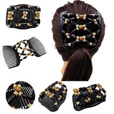 womenhairpin, Hair Clip, Head Bands, flowerhairpin