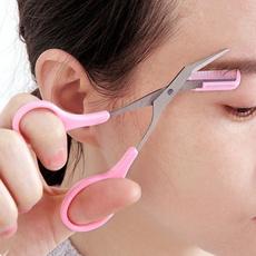 Steel, eyebrowtrimmer, eyebrowshaping, eyebrowknife