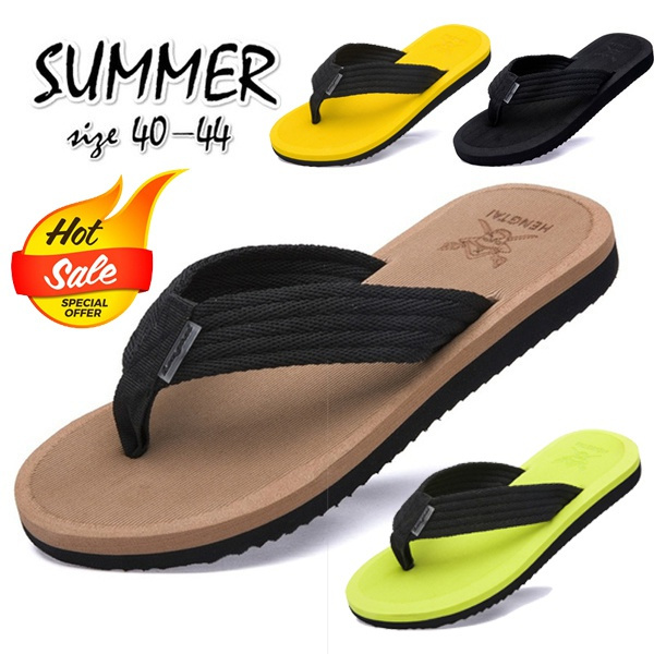 beach shoes, Flip Flops, Outdoor, Fashion