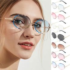metaleyeglasse, UV Protection Sunglasses, rimlesssunglasse, exquisitesunglasse