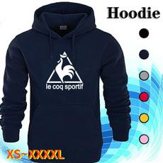 Fashion, pullover hoodie, Sleeve, lecoqsportif