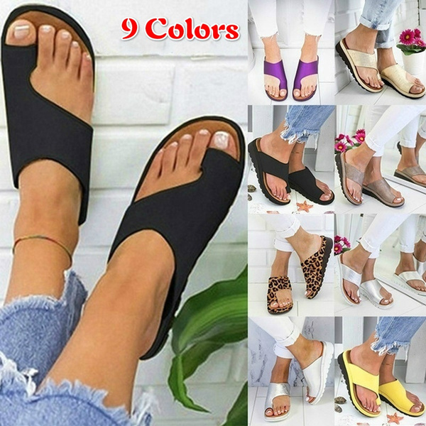 Flats, Sandals, Women Sandals, leather
