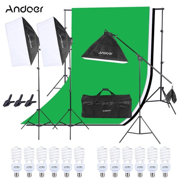 Kit, lightstand, Bags, Spring