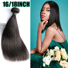 Head, straightvirginhair, human hair, Health & Beauty