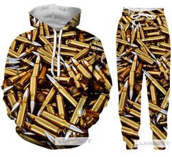 unisex3dprinthoodie, Hoodies, Bullet, pants