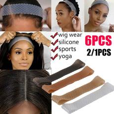 wig, non-slip, Fashion, Elastic