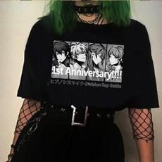 Tees & T-Shirts, Cotton T Shirt, Sleeve, hypnosismictshirt