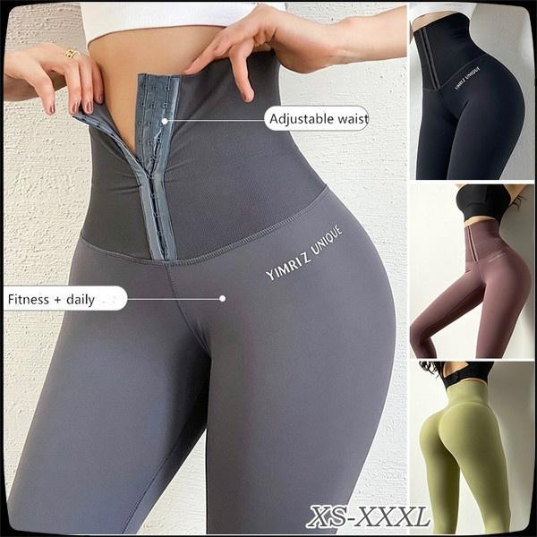 Women, Leggings, sport pants, high waist