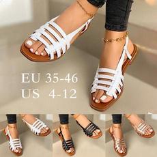 peeptoedsandal, Sandals, Women Sandals, beach shoes