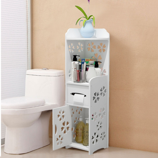 Bathroom, cupboard, Home & Living, Shelf