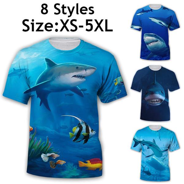 Summer, Shark, Funny T Shirt, Shirt