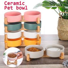 Ceramic, pet bowl, catceramicbowl, standbowl