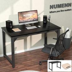 Wood, workstation, Office, laptoptable