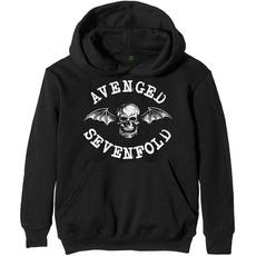 hooded, sevenfold, unisex, Tops