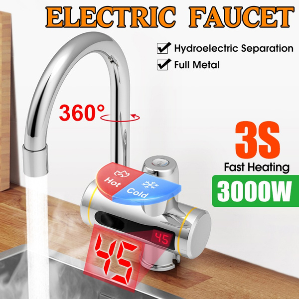 Steel, electricfaucettap, Faucets, Stainless Steel