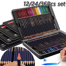 watersolublepencil, pencil, art, Drawing & Painting Supplies