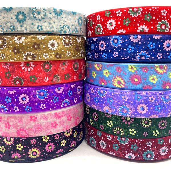 laceribbon, Flowers, bowknotaccessorie, weddingribbon