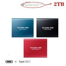 Mini, portableharddrive, laptopharddrive, 2tb