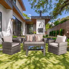 outdoorfurniture, Outdoor, Home & Living, Sofas