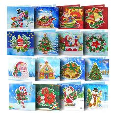 DIAMOND, handicraft, Christmas, Gifts