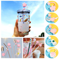 strawplug, Cup, strawtip, siliconestrawtipscover