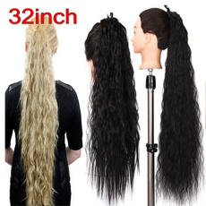 ponytailextension, highponytail, Hair Extensions & Wigs, longponytail