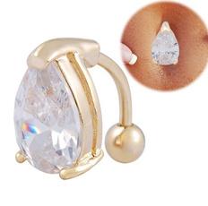 uspstousa, goldplated, Fashion, Jewelry