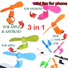Mini, portable, smartphonefan, Mobile