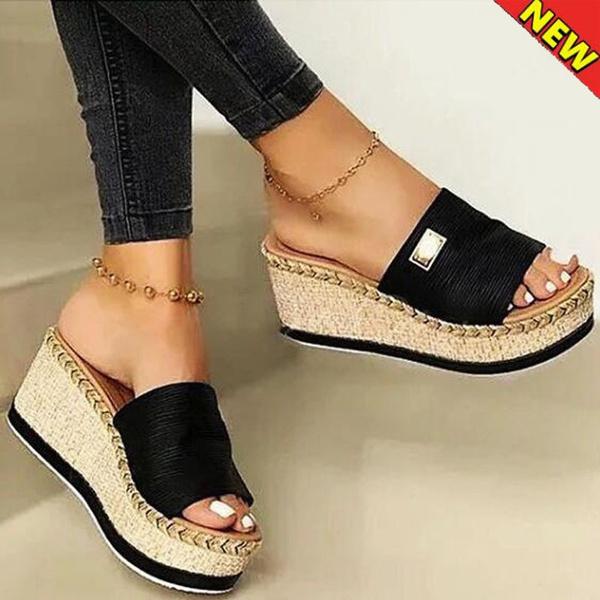Summer, Flip Flops, Outdoor, Womens Shoes