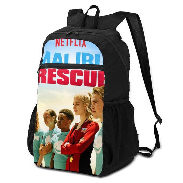 travellingbackpack, Shoulder Bags, casualbackpack, maliburescuetheseriesstoragepacket