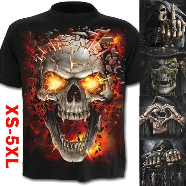 Goth, Plus Size, maglietteuomo, teeshirthomme