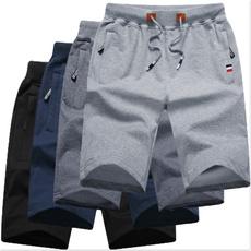 Summer, cottonshort, elastic waist, Elastic