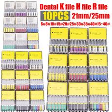 Steel, dentalcare, rotaryfile, endodontic