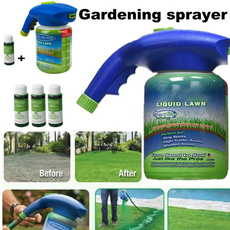 lawncare, Garden, Grass, Plastic