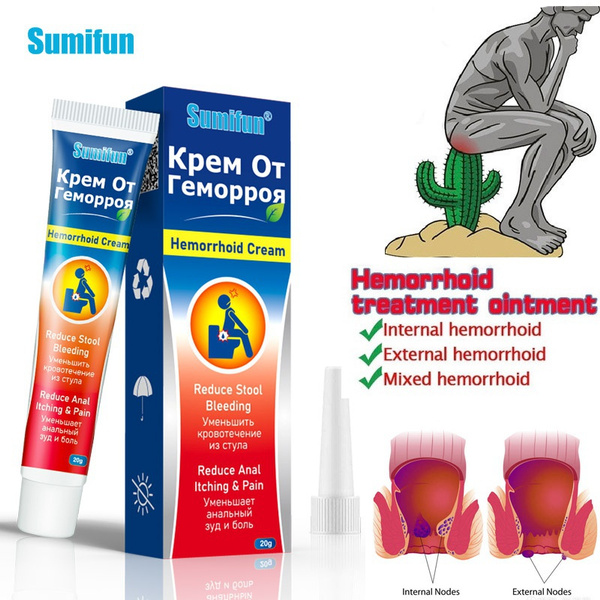 Chinese, sumifun, hemorrhoid, ointment