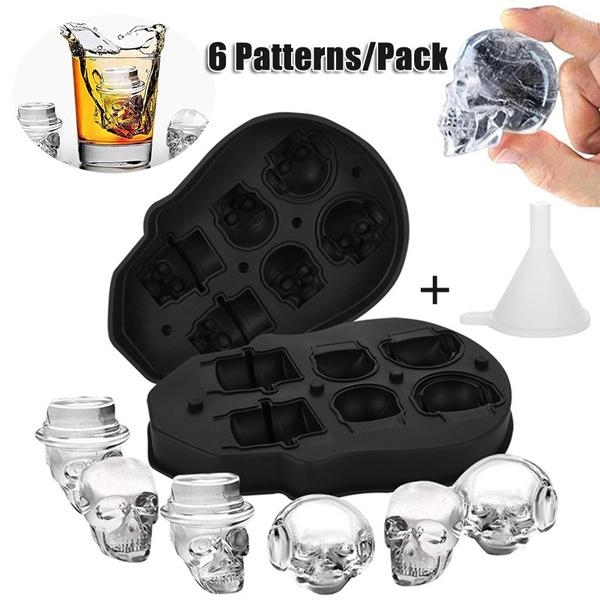 icemoldcube, skullmold, icemakermold, skullsiliconemold