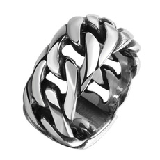 Steel, Fashion, hollowring, Chain