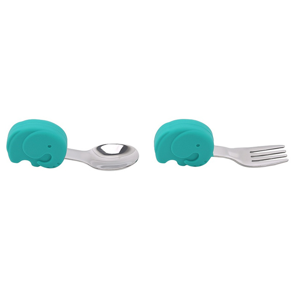 Steel, softhandle, cute, utensil