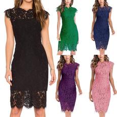 gowns, pencil dress, Lace, Cocktail