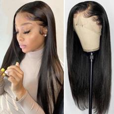wig, Black wig, straightwig, Lace