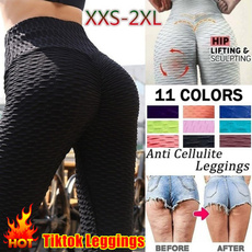 Leggings, Plus Size, Yoga, Waist