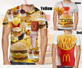Summer, Fashion, Shirt, Men's Fashion