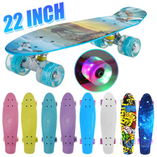 beginnerskateboard, Gifts, chrome, cruiserskateboard