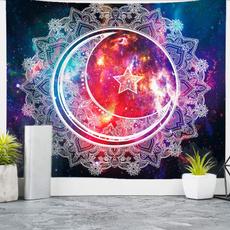 art, Mats, Wall, Starry
